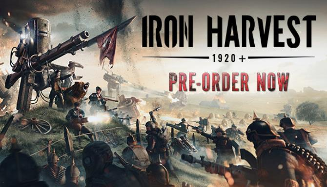 Iron Harvest Deluxe Edition v10101847-GOG