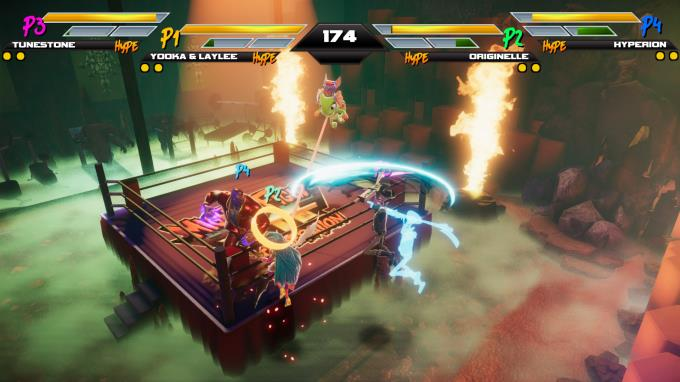 Mighty Fight Federation Torrent Download