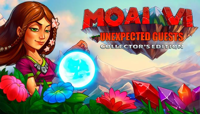 MOAI 6: Unexpected Guests Collector's Edition Free Download
