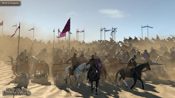 Mount & Blade II: Bannerlord v1.5.3.245057 PC Crack