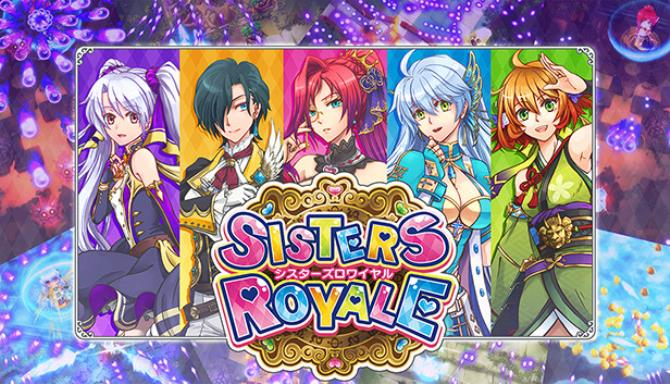 Sisters Royale Five Sisters Under Fire Free Download