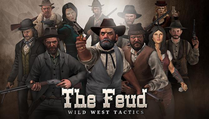 the feud wild west tactics unlimited frontier