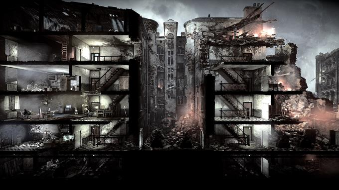 This War of Mine Complete Edition v6.0.7.4 PC Crack
