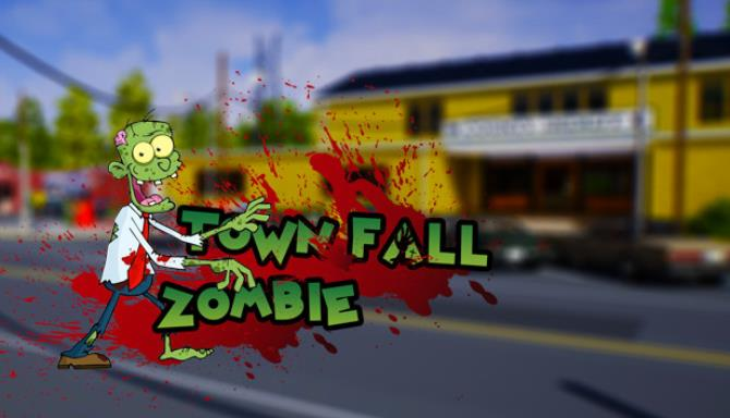 Town Fall Zombie
