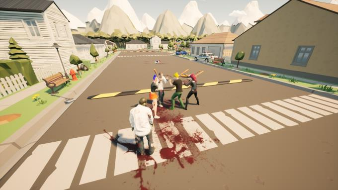 Town Fall Zombie PC Crack