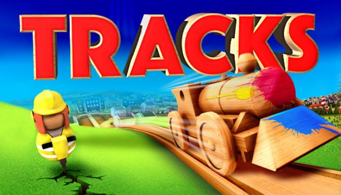 Tracks The Family Friendly Open World Train Set Game Scenery-SiMPLEX