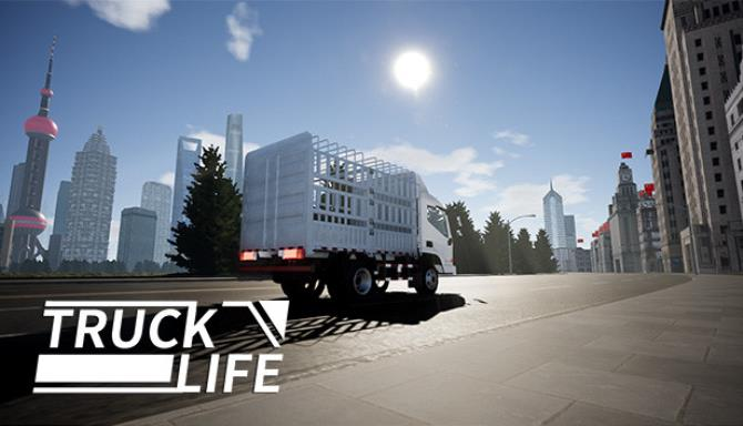 Truck Life Welcome to Hainan