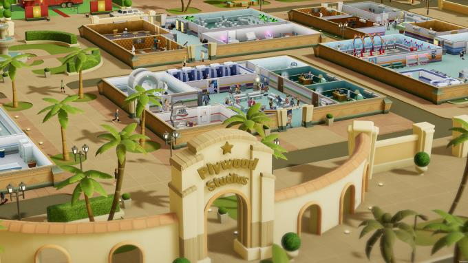 Two Point Hospital Culture Shock Torrent Download