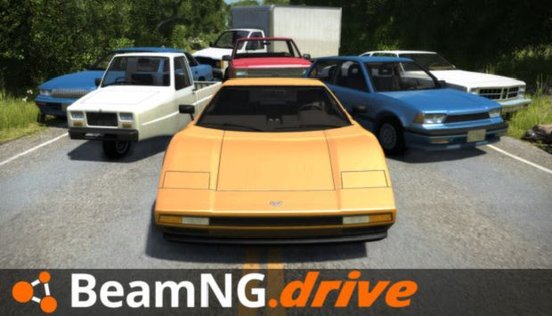 BeamNG.drive The 2020 Winter