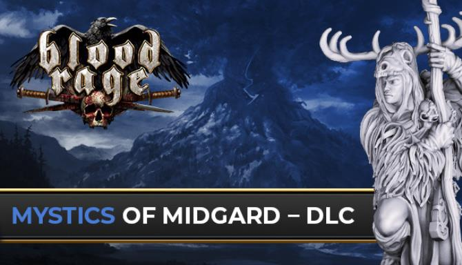 blood rage digital edition mystics of midgard