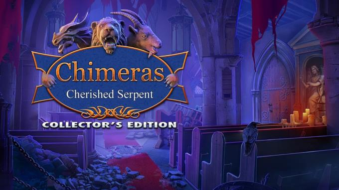 Chimeras Cherished Serpent Collectors Edition-RAZOR
