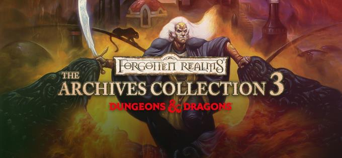 Forgotten Realms The Archives Collection Three-GOG