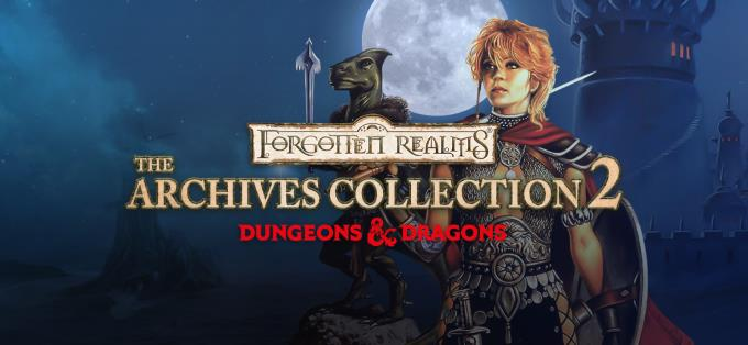 Forgotten Realms: The Archives – Collection Two