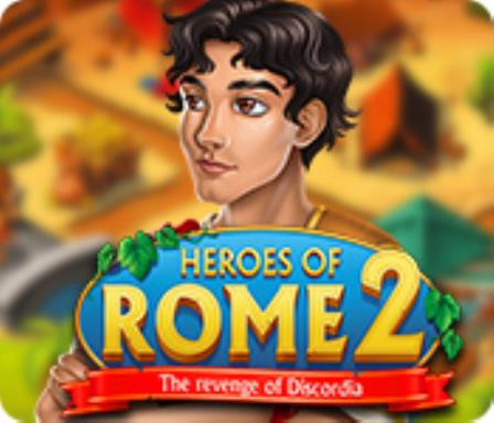 Heroes of Rome 2 The Revenge of Discordia-RAZOR