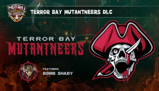Mutant Football League Dynasty Edition Terror Bay Mutantneers-Razor1911