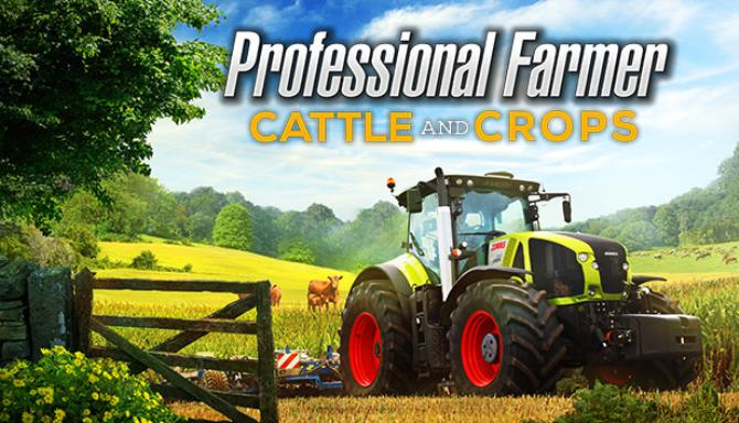 Professional Farmer Cattle and Crops v1.1.0.10-GOG