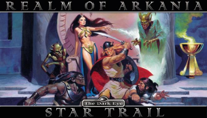 Realms of Arkania 2 – Star Trail Classic