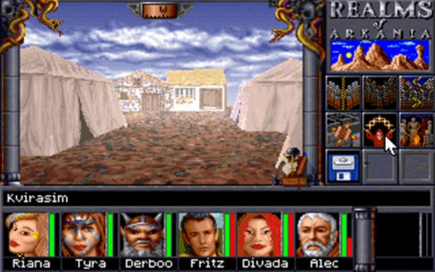 Realms of Arkania 2 - Star Trail Classic PC Crack