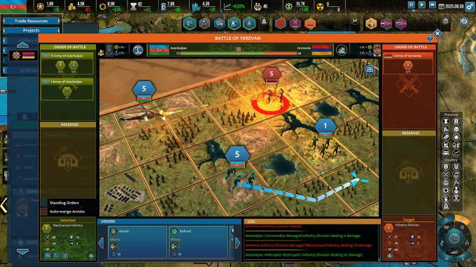 Realpolitiks II v0.73 Torrent Download