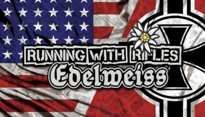 running with rifles edelweiss