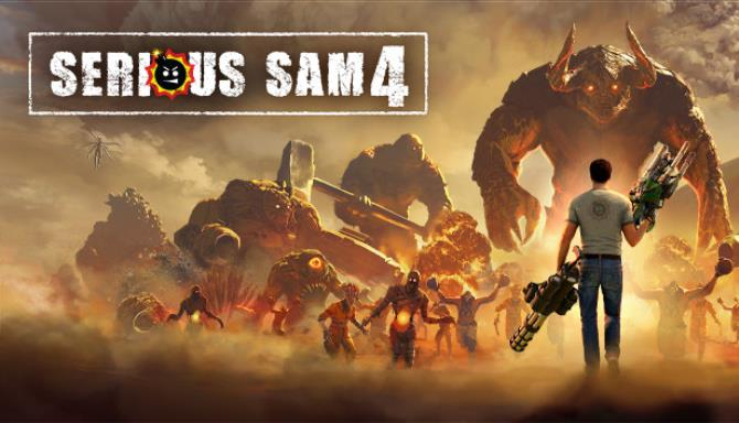 Serious Sam 4 Deluxe Edition v1.07-GOG