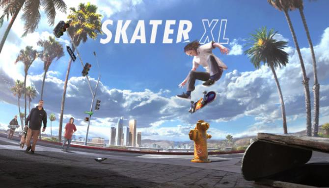 Skater XL Mod Maps and Gear At The Push Of A Button-SKIDROW
