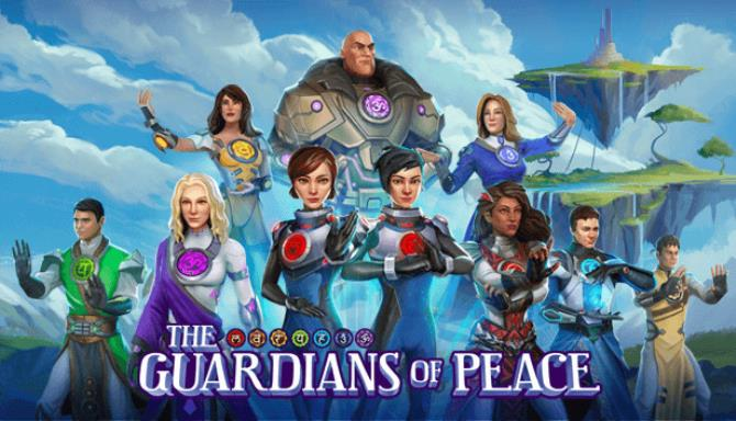 The Guardians of Peace-DARKSiDERS