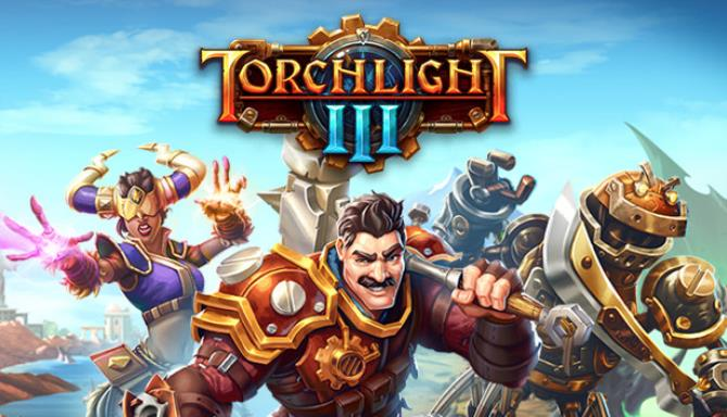 torchlight iii snow and steam