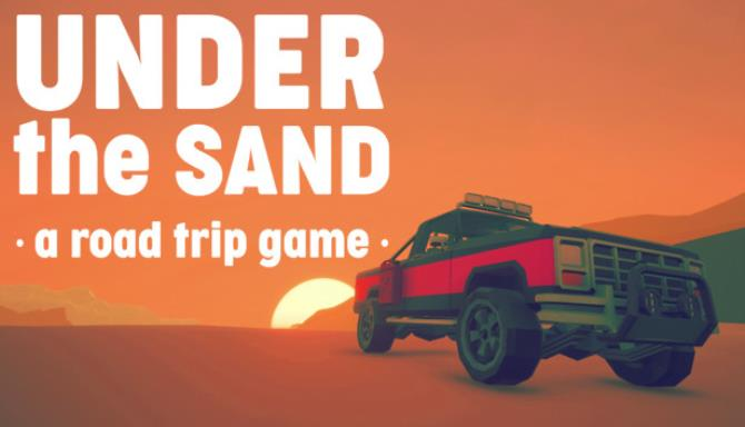 Under The Sand A Road Trip Game-SKIDROW