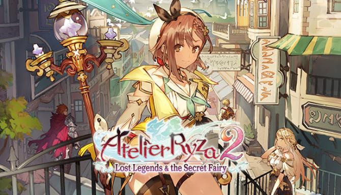 Atelier Ryza 2 Lost Legends and the Secret Fairy-CODEX