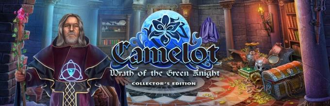 Camelot Wrath of the Green Knight Collectors Edition-RAZOR