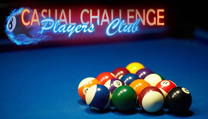 Casual Challenge Players Club Bilhar game Free Download