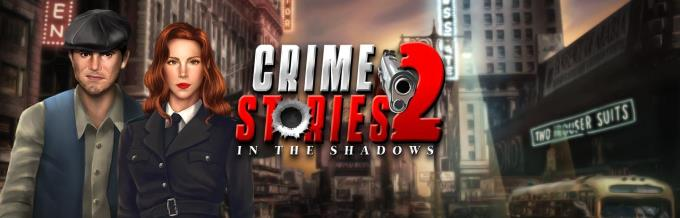 Crime Stories 2 In the Shadows-RAZOR