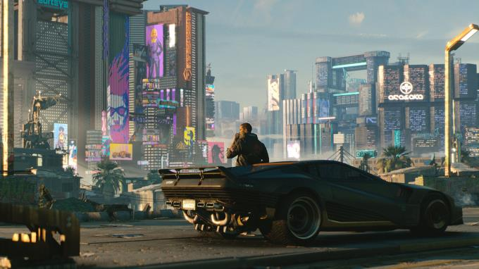 Cyberpunk 2077 v1.1 Torrent Download
