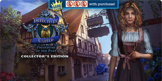 Detectives United Phantoms of the Past Collectors Edition Free Download