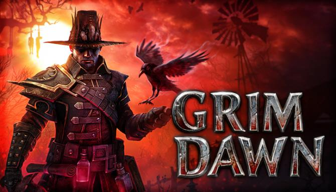 Grim Dawn Definitive Edition v1 1 9 0-CODEX