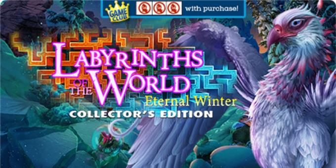 Labyrinths of the World Eternal Winter Collectors Edition-RAZOR