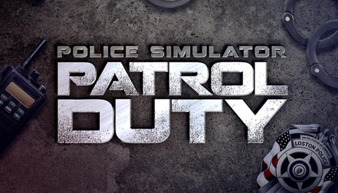 Police Simulator Patrol Duty-CODEX