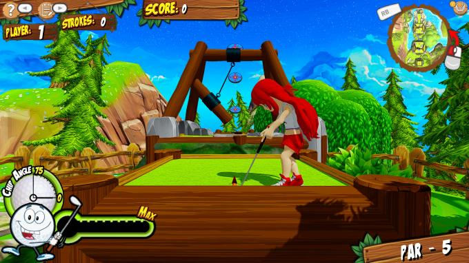 RDs Adventure Mini Golf Chip and Putt Edition PC Crack