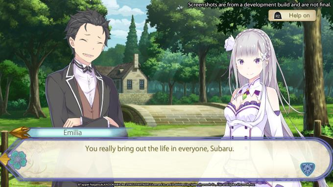 Re ZERO Starting Life in Another World The Prophecy of the Throne Torrent Download