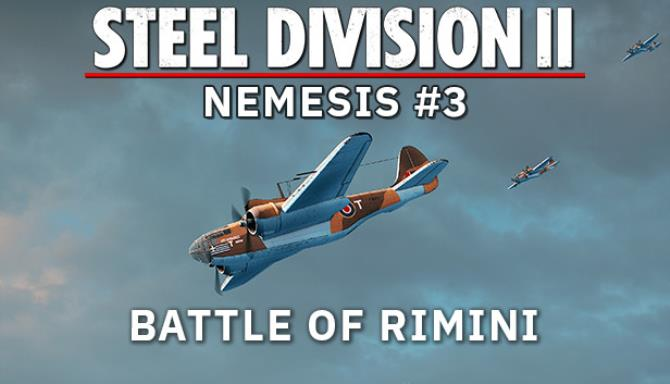 Steel Division 2 Nemesis 3 Battle Of Rimini-RAZOR1911