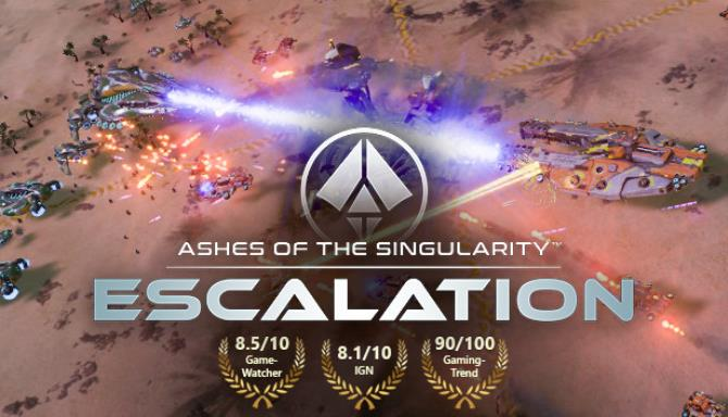 Ashes of the Singularity Escalation v3 0 Free Download