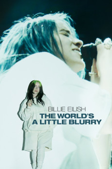 billie eilish the worlds a little blurry 6039e71997f16