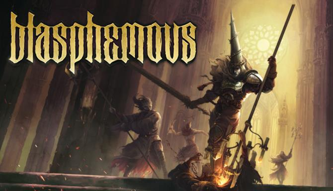 Blasphemous v3.0.32a Free Download