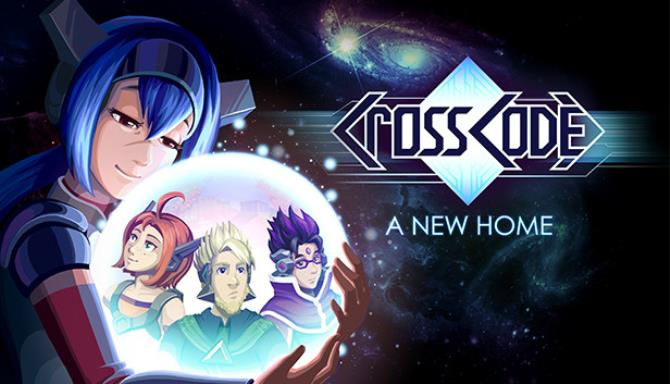 CrossCode A New Home-GOG