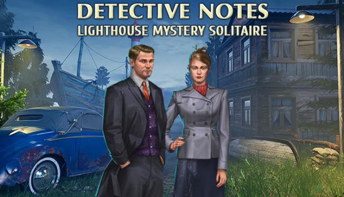 Detective Notes Lighthouse Mystery Solitaire-RAZOR