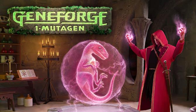 Geneforge 1 Mutagen-Unleashed