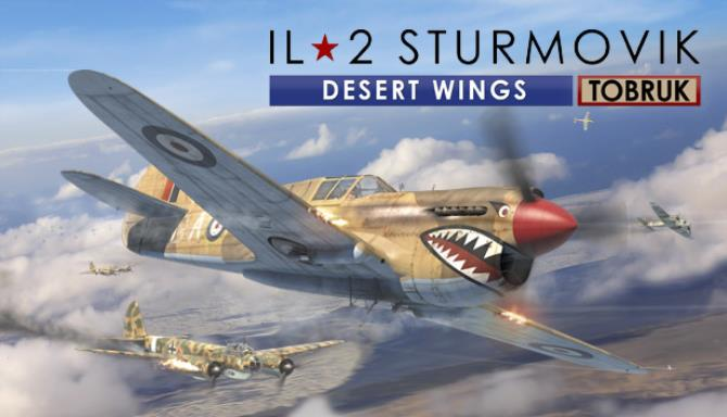IL 2 Sturmovik Desert Wings Tobruk Update v5 017-CODEX