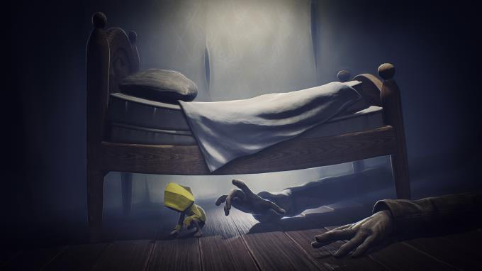 Little Nightmares Complete Edition PC Crack