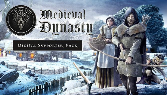 Medieval Dynasty Digital Supporter Edition v0.3.1.4 Free Download